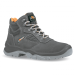 BEA10315 REAL suede safety boot